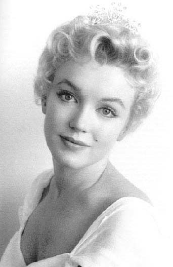 marilyn monroe as a child